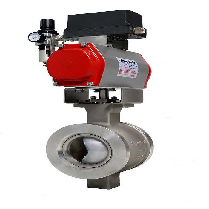 شیر توپی Ball valve