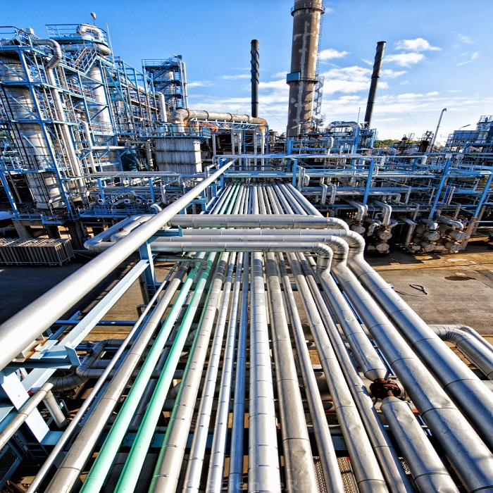 سیالات گازی و مایع در عملیات هات تپ